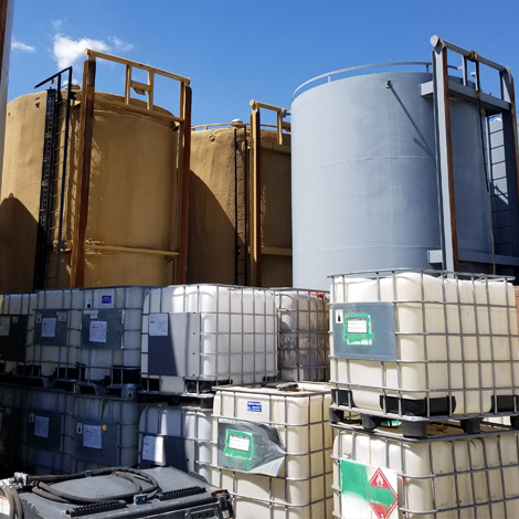 Chemical Services – Solvent Buddy Inc
